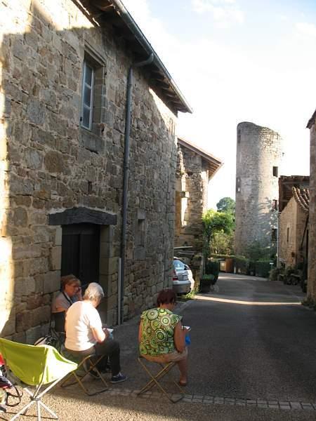 agnes martin genty peintre aquarelle stage carnets voyages cardaillac vieilles pierres chateau lumiere dessin