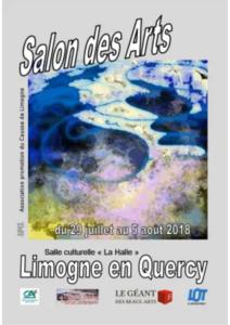 Salon des Arts Limogne 2018